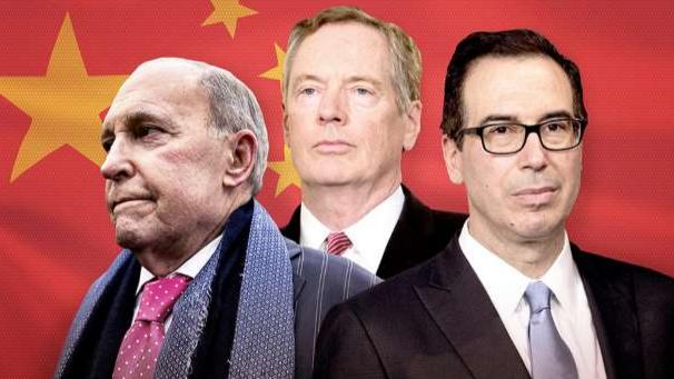 美国人来了 贸易战第一回合中国赢得了世界尊重!