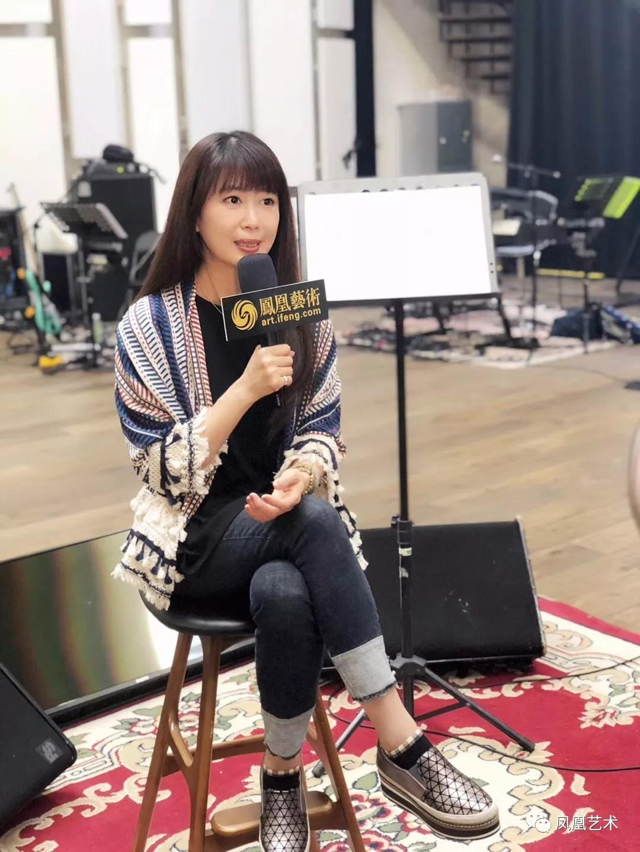 孟庭苇:我希望人们记住我的歌声,忘记孟庭苇的名字
