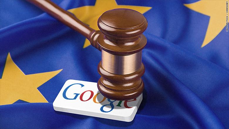 """谷歌与欧盟之间8年的反垄断""""爱恨情仇"""""""