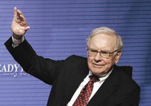 巴菲特向慈善机构捐赠市值34亿美元柏克夏股票