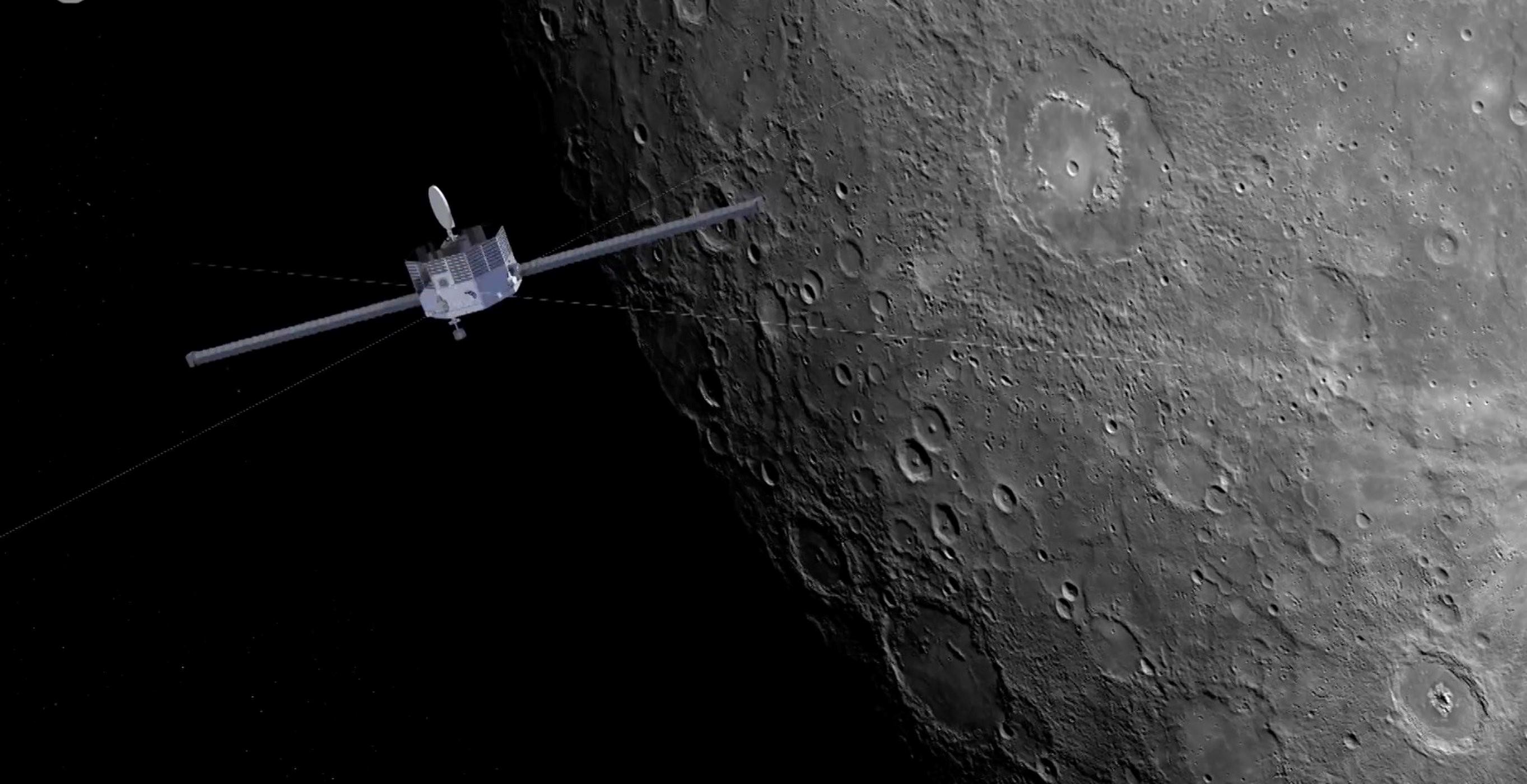 欧洲、日本航天器将结伴探测水星 最早今年10月启程