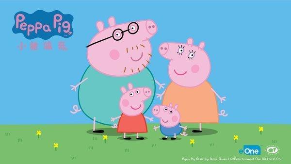 《小猪佩奇》将拍电影版 剧情会结合中国传统节日