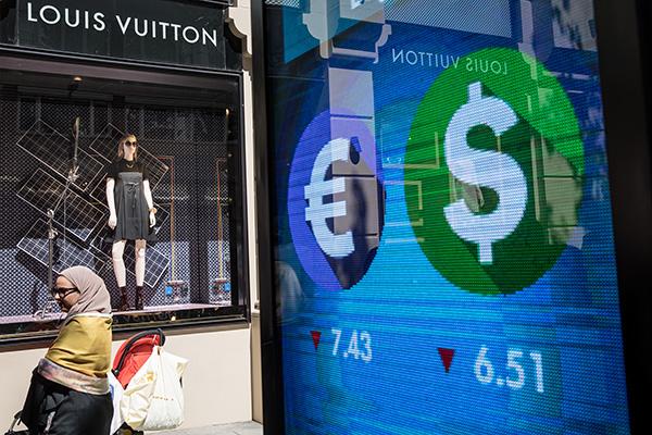 """全球增长成为一场零和游戏?美欧经济复苏 """"脆弱五国""""哭泣"""