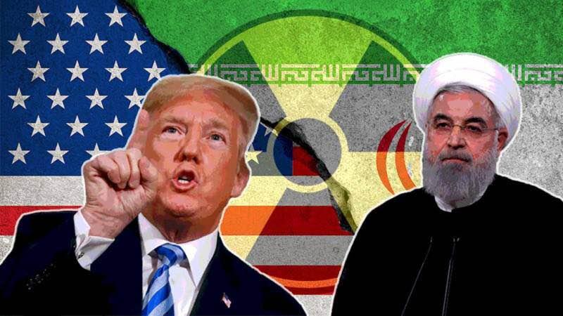 独家|美国制裁逼急伊朗 中东笼罩核战争阴云?