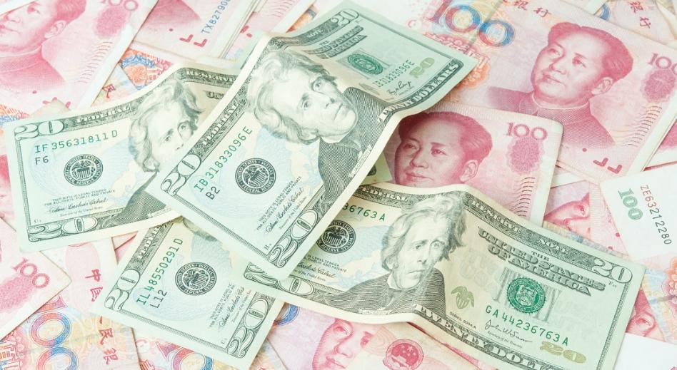 离岸人民币兑美元跌破6.92关口
