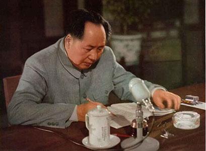 毛泽东如何总结养生十六诀:活力充沛 活到83岁
