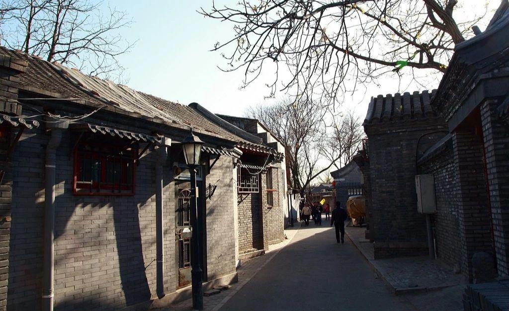 壁纸 风景 古镇 建筑 街道 旅游 摄影 小巷 1024_626