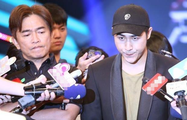 儿子宣布复出 吴宗宪:能自己交罚款还是蛮厉害的