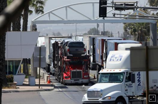 """消息称美国或向墨西哥汽车征收25%""""国家安全""""关税"""