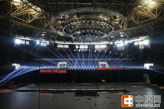 """冬奥会上""""北京8分钟""""采用的冰屏技术将亮相河南民族运动会"""