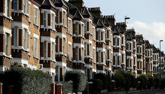 伦敦房价创奥运以来最大单月跌幅 部分海外投资离场