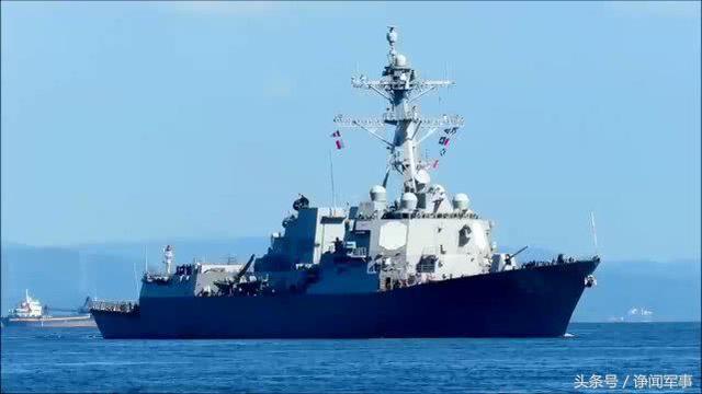 2对1围堵,2.6万吨VS8千吨!东瀛巨舰进南海,能占多大便宜?