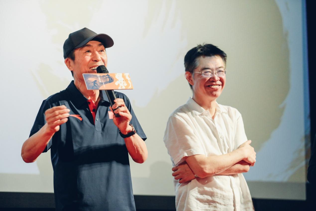 《影》邀中秋活动举行:张艺谋笑谈三十年创作历程