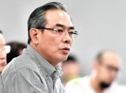 蔡振华以总工会党组成员身份亮相 离开体育成定局