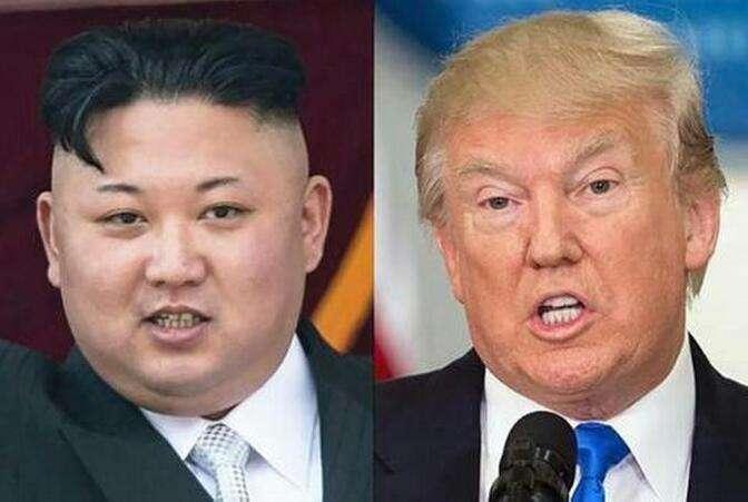 """特朗普说朝韩形势发展""""非常令人兴奋"""""""