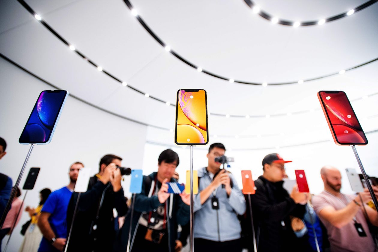 苹果为销售iPhone出新招:减价式拍卖!