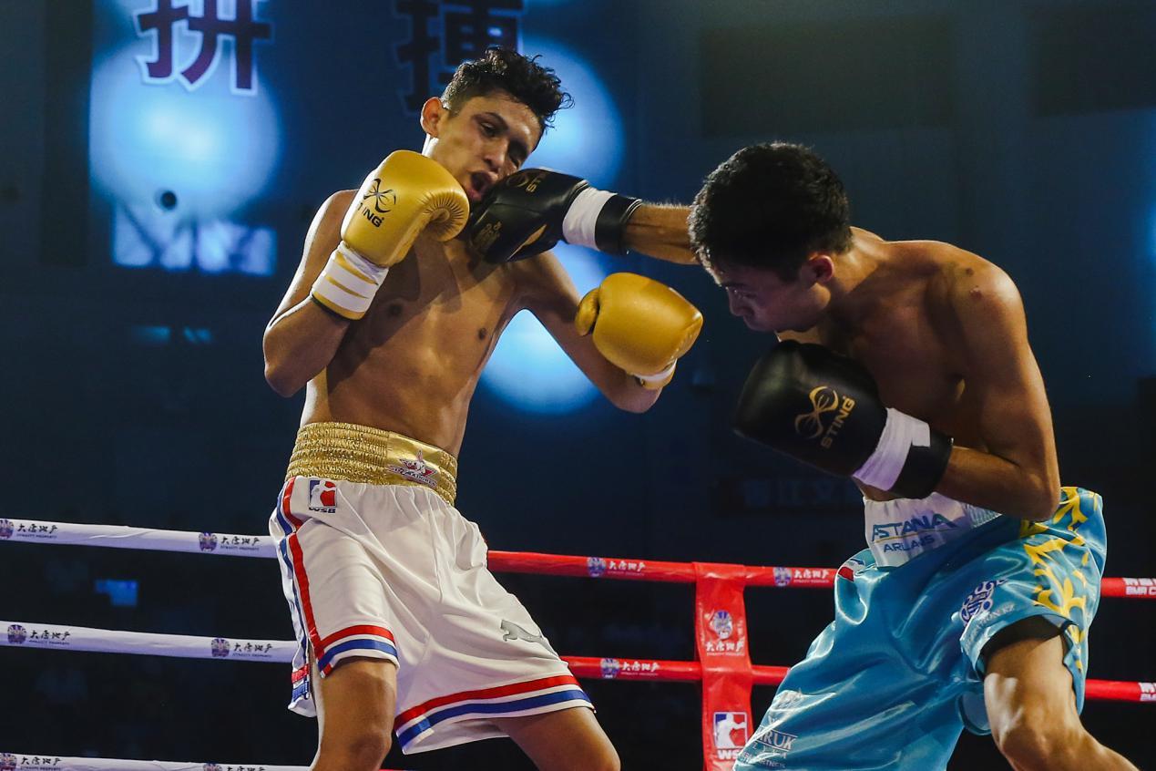 世界拳击联赛总决赛落幕 古巴7