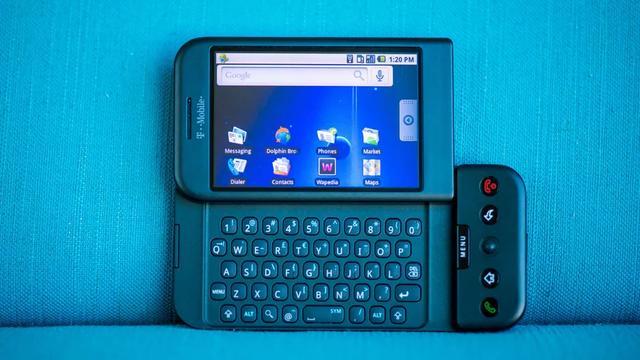 十年后再来看世界上第一台安卓手机,它的缔造者竟沦落到如此地步