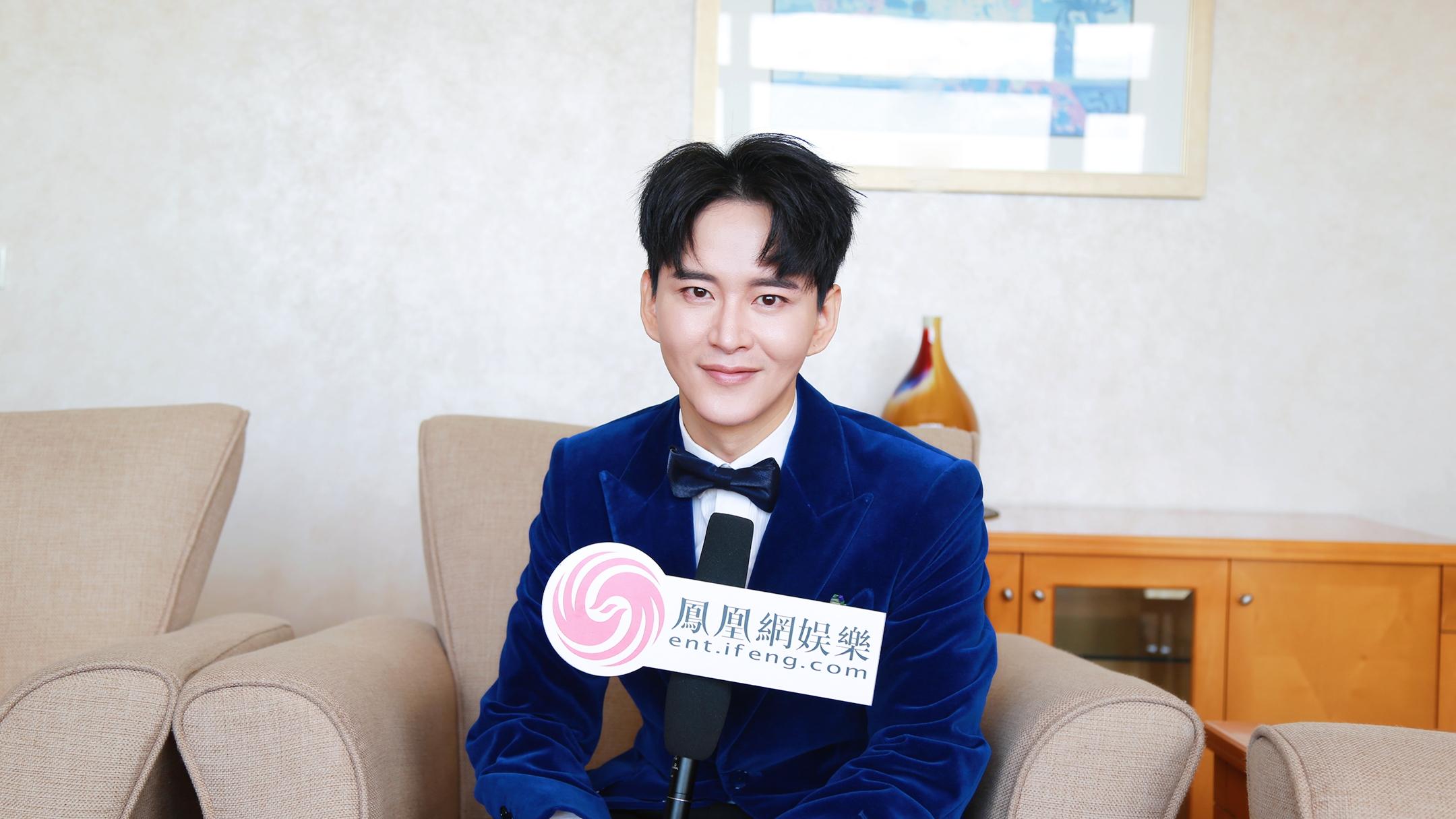 专访黄宥明:李玉对皇上有爱,是如懿的真队友