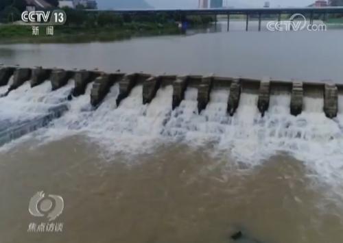 木兰溪巨变