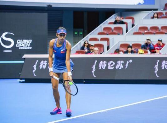 张帅:上场就要不断挑战自己 未来在双打上再努力