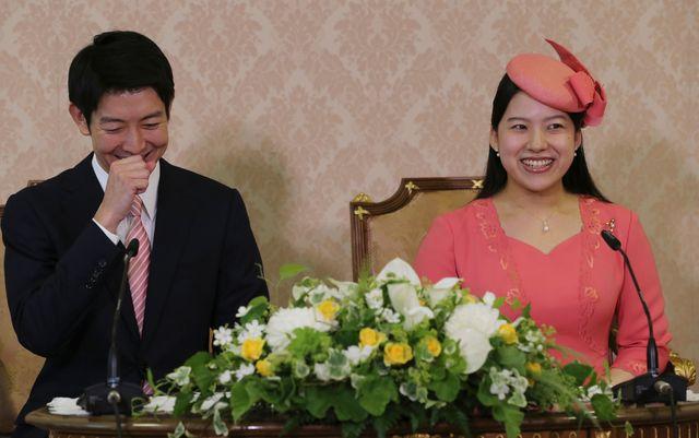 """日本公主下嫁平民 日政府将支付超一亿日元""""补偿金"""""""