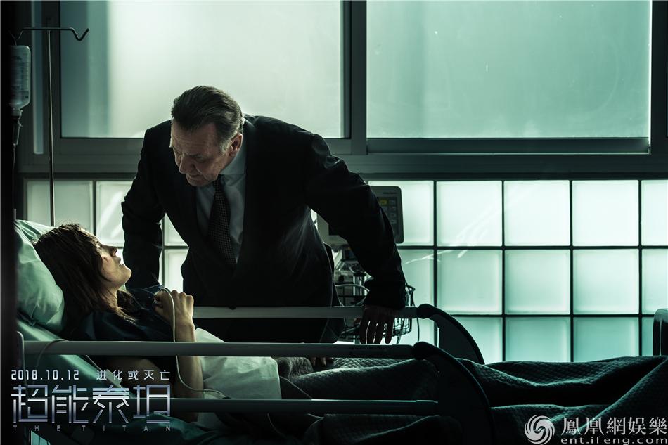 《超能泰坦》萨姆•沃辛顿兽性难掩 生化人战力爆表