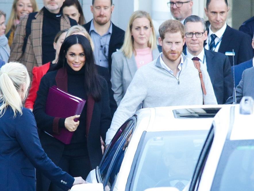 哈里王子将当爸!梅根王妃怀孕 预产期明年春天