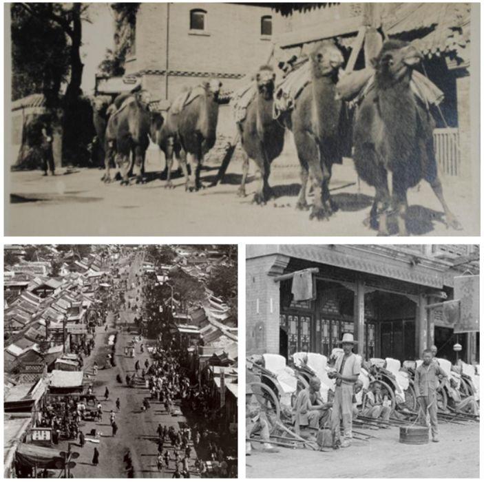 历史穿行中的城市交通