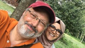 卡舒吉未婚妻拒绝特朗普访美邀请:只是为了舆论作秀