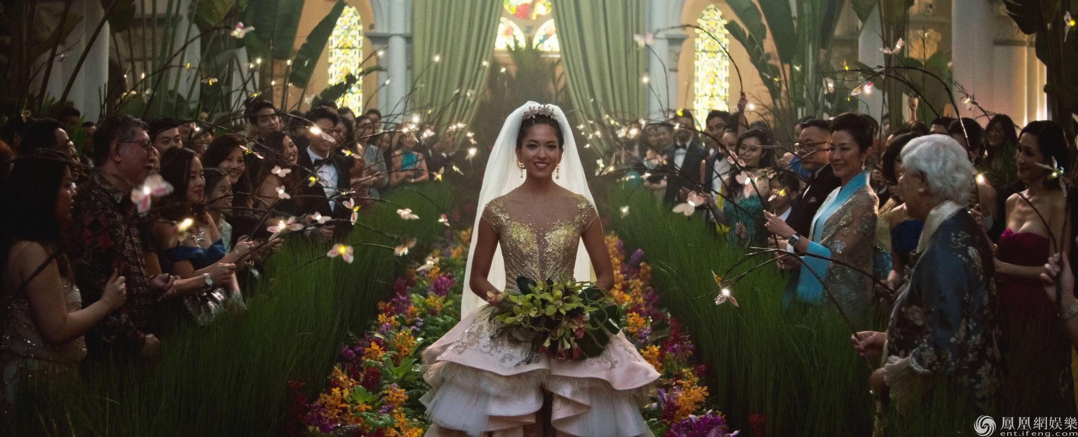 北美票房三連冠愛情喜劇《摘金奇緣》 獲全球媒體力薦