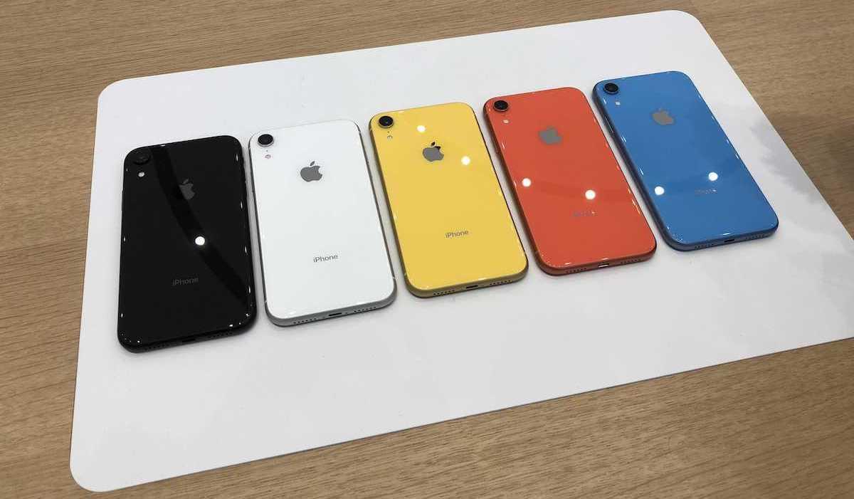 分析师称iPhone XR首周末全球销量900万部