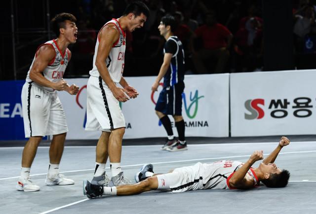 """""""我要上奥运""""赛制升级下月再战 草根力量决定三人篮球国家队命运"""