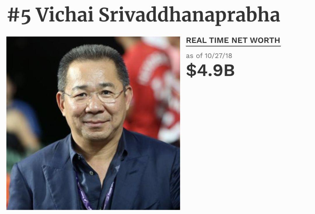 揭秘身家49亿美元泰国华裔老板,屡造神话的他这次没有奇迹