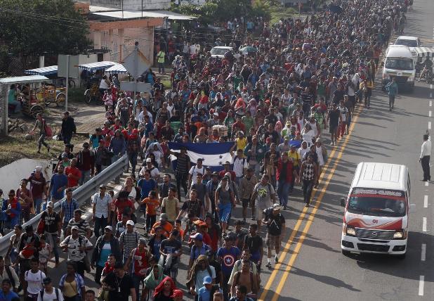 未到美国先遇横祸 超百名移民遭墨犯罪集团绑架