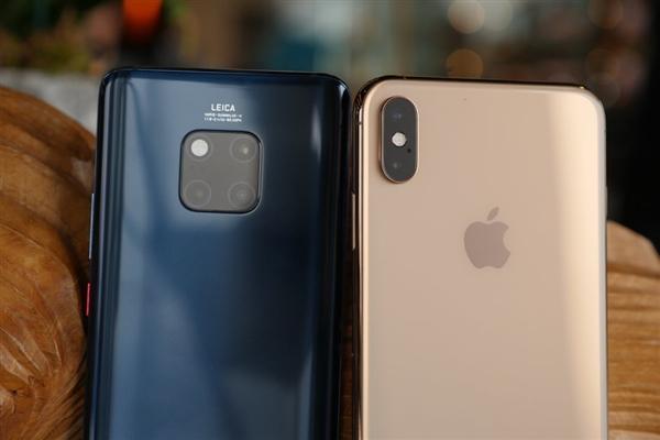 iPhone用户相比安卓用户更开心富有