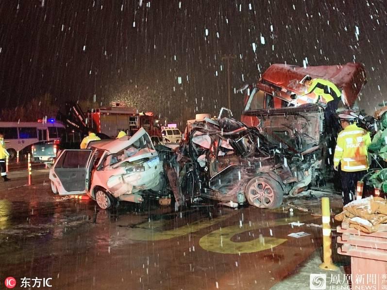 兰州多车相撞事故原因公布