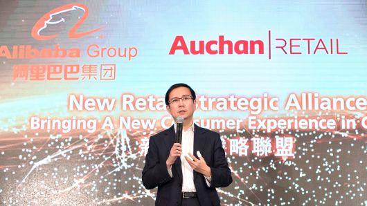 阿里巴巴张勇专访:从未想过成为CEO 和马云像哥们