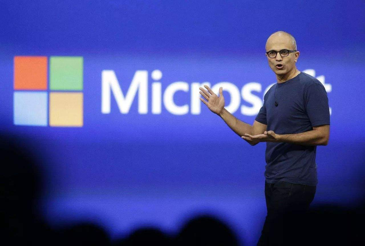 微软CEO纳德拉影射谷歌、FB:不会利用用户数据赚钱