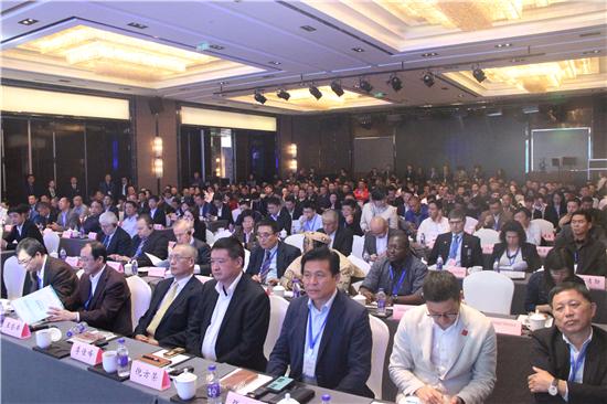 2018世界木地板大会暨第五届南太湖论坛在南浔盛大召开