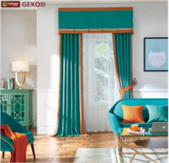 大自然家居壁高窗簾:窗幔攻略,開啟精致生活
