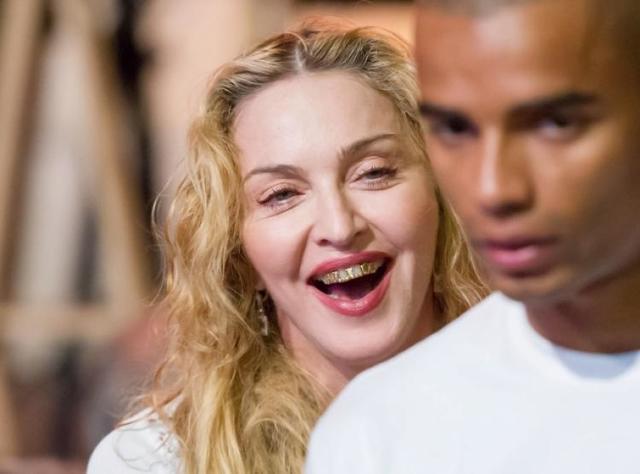 Madonna、Brahim Zaibat