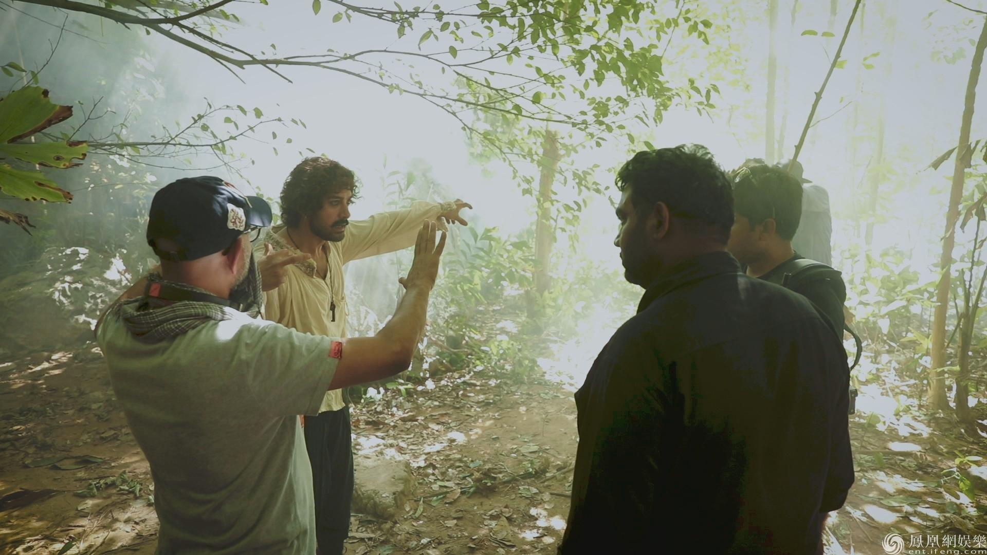 《印度暴徒》神奇场景展现电影气质