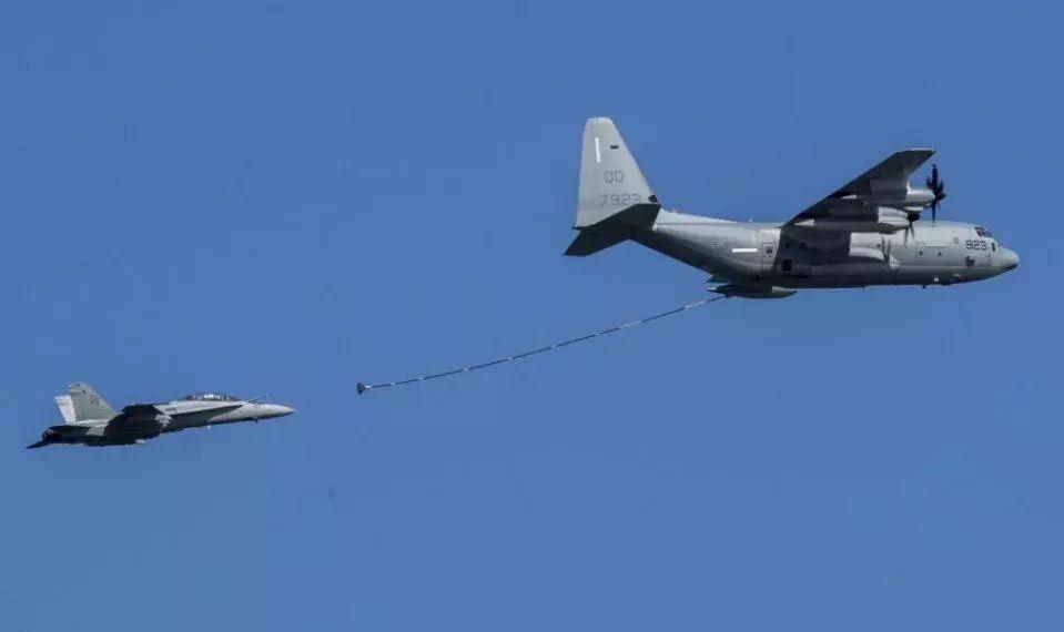 阳泉新闻:美军战斗机与加油机相撞坠海 7人失踪