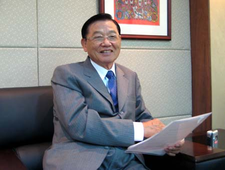 江丙坤辞世,他是49年后国民党正式访大陆第一人
