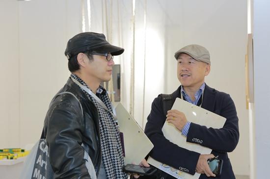 第七届大学生艺术博览会开幕