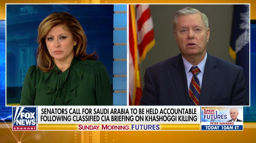 美议员:只要离开美国一周 沙特就都得去讲波斯