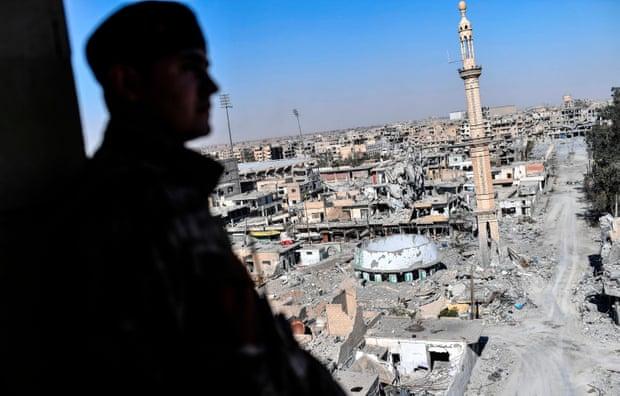 特朗普要从叙利亚撤军 英国不干了