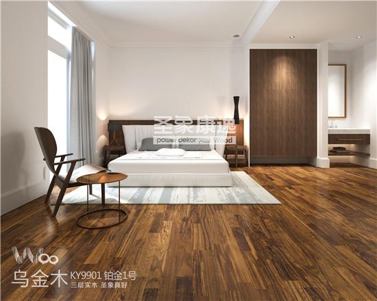 """圣象三层三拼花地板:家装""""空间魔术师"""" 给消费者最好家居体验"""