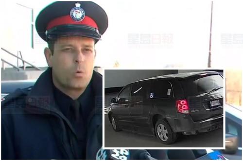 中国留学生加拿大遭绑架作案车辆寻获